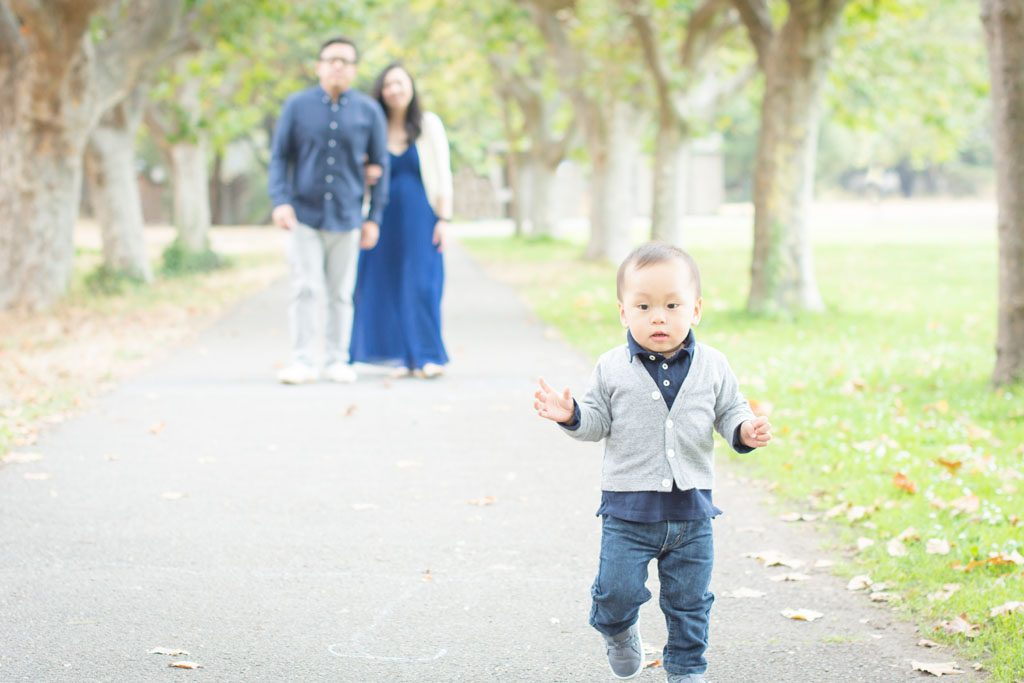 Affordable family photo session in Alameda with Oakland photographer Jackie Rutan.