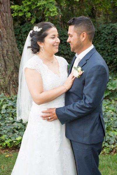 Happy wedding photographer in San Francisco East Bay.
